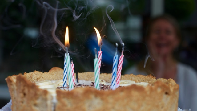 Why do we blow out candles?